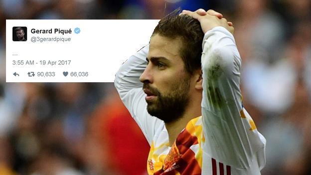 Pique 'can loi' khi chung kien Ronaldo ghi ban giai cuu Real hinh anh