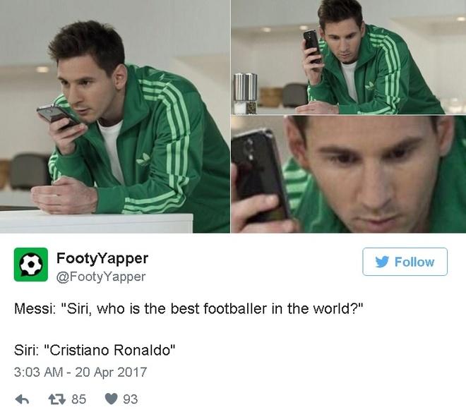 Fan Real ha he truoc su bat luc cua Messi hinh anh 6