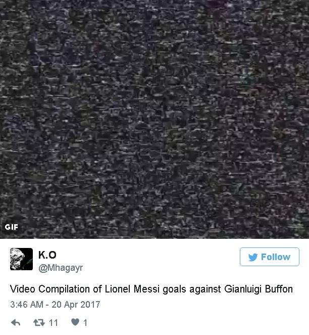 Fan Real ha he truoc su bat luc cua Messi hinh anh 8