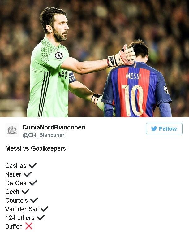 Fan Real ha he truoc su bat luc cua Messi hinh anh 10