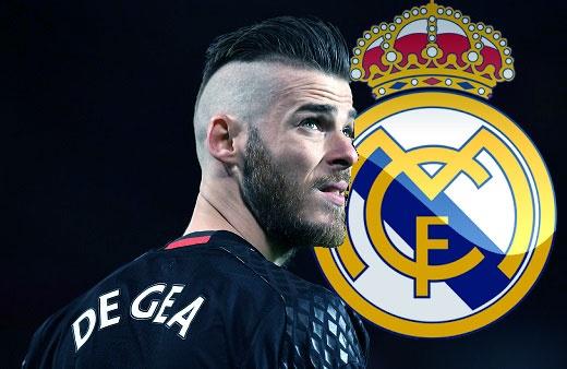 Rao ban biet thu, De Gea don duong sang Real Madrid hinh anh