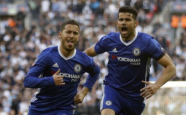 Chelsea vs Tottenham (4-2): Khoanh khac sieu sao hinh anh