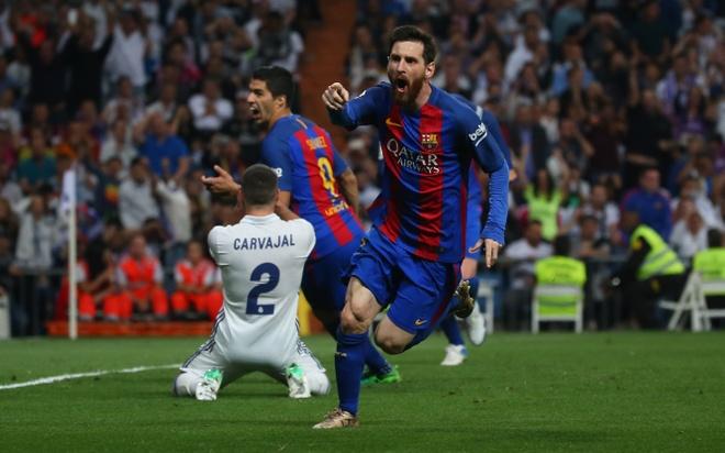 Bi thuc cui cho chay mau mom, Messi solo qua 2 cau thu Real ghi ban hinh anh 12