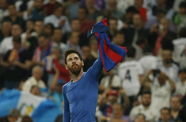 Messi lam CDV Real chet lang bang man an mung dac biet hinh anh 4