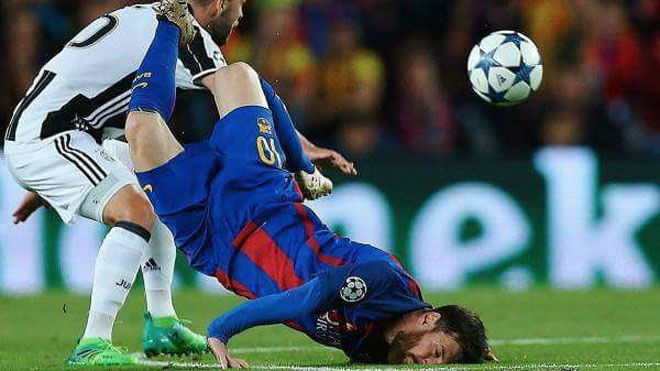 Bi thuc cui cho chay mau mom, Messi solo qua 2 cau thu Real ghi ban hinh anh 8