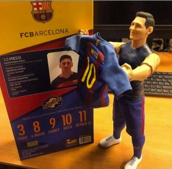 Mon do choi hinh Messi khien CDV Real tuc toi hinh anh 1
