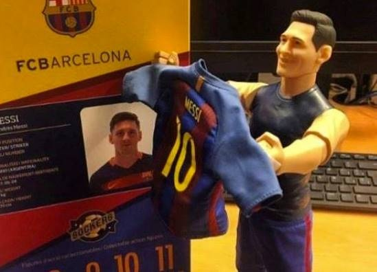 Mon do choi hinh Messi khien CDV Real tuc toi hinh anh