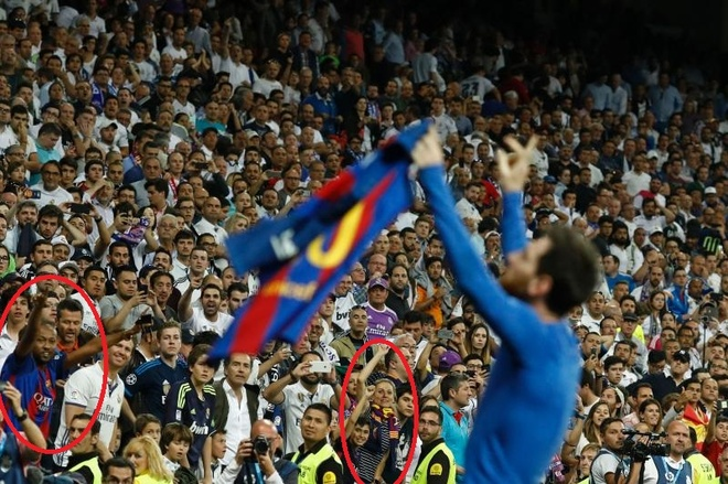 Real trung phat hang tram 'ke phan boi' nhuong ve cho fan Barca hinh anh 1