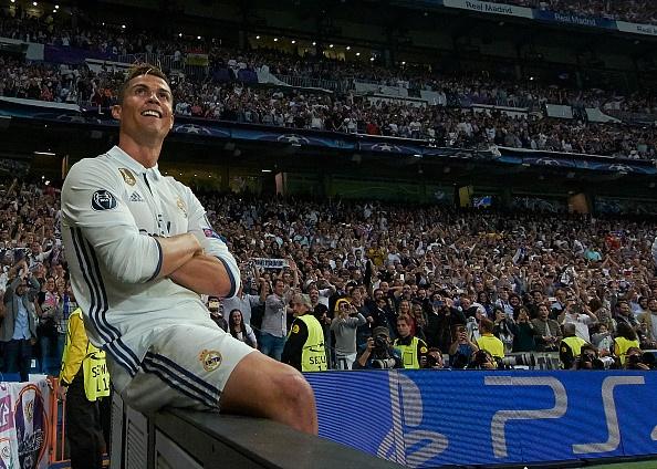 Anh vui Ronaldo lo than phan 'ke huy diet' sau khi de bep Atletico hinh anh 1