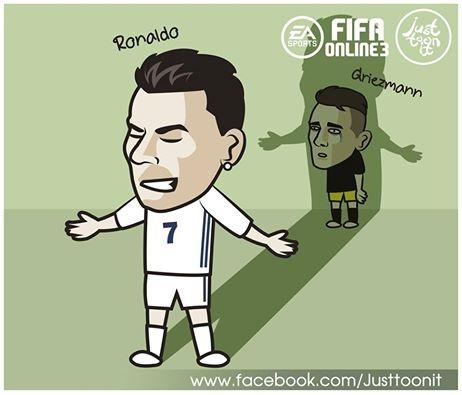 Anh vui Ronaldo lo than phan 'ke huy diet' sau khi de bep Atletico hinh anh 7