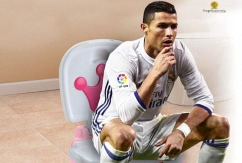 Anh vui Ronaldo lo than phan 'ke huy diet' sau khi de bep Atletico hinh anh 10