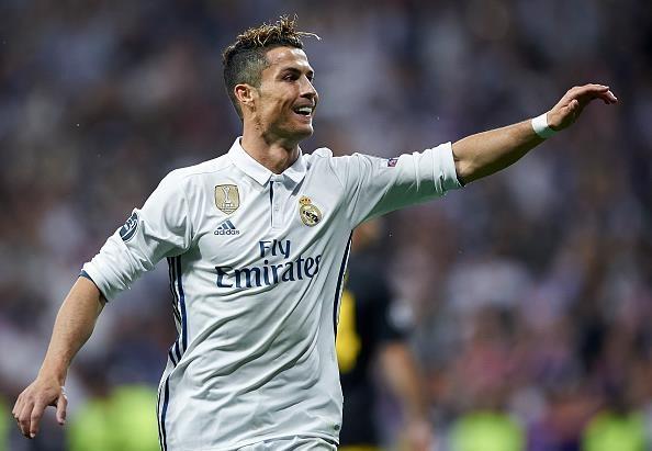 Cham diem Real vs Atletico: Diem 10 cho Ronaldo hinh anh
