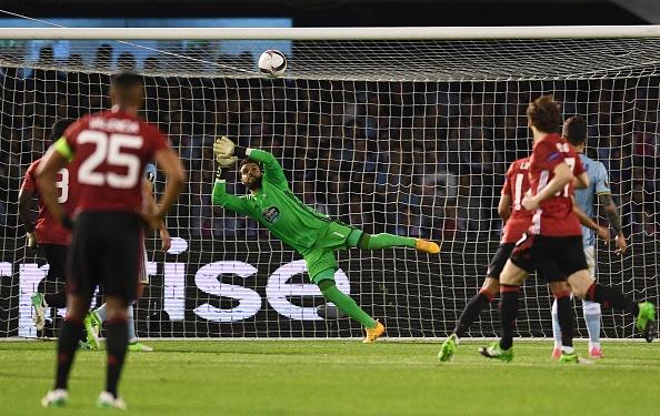 Truc tiep Celta vs Man Utd anh 23