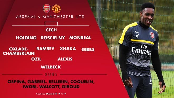 Truc tiep Arsenal vs MU anh 5