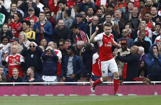 Truc tiep Arsenal vs MU anh 19