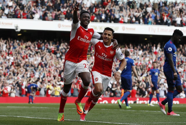 Truc tiep Arsenal vs MU anh 30