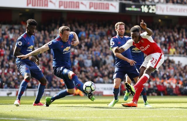Truc tiep Arsenal vs MU anh 22