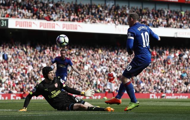Truc tiep Arsenal vs MU anh 23