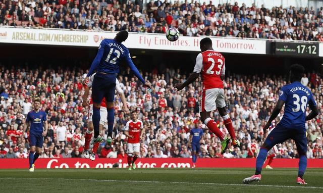 Truc tiep Arsenal vs MU anh 28