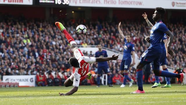 Truc tiep Arsenal vs MU anh 24