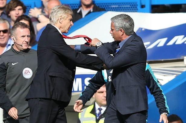 Mourinho: 'Toi mong Wenger khong bi sa thai' hinh anh 1