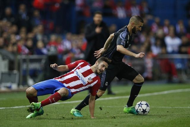 'Phep mau cua Benzema da cuop di giac mo cua Atletico' hinh anh 1