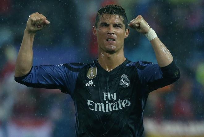 Thanh Madrid chia nua buon vui sau tran derby kich tinh hinh anh