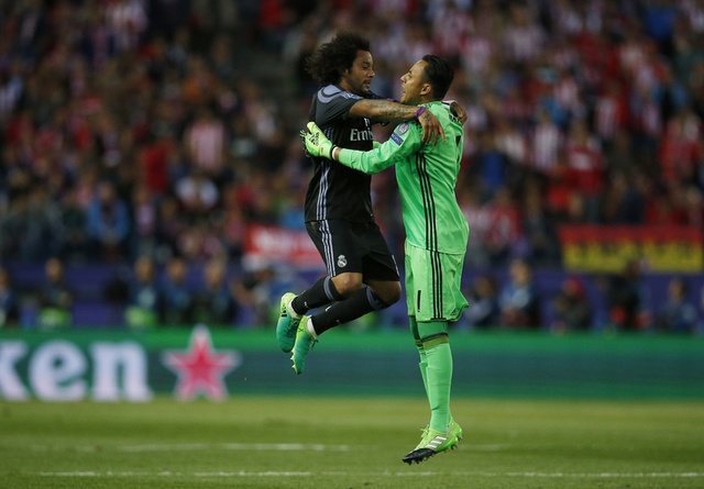 'Phep mau cua Benzema da cuop di giac mo cua Atletico' hinh anh 2