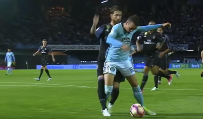 Fan Barca buc xuc vi Real duoc thien vi trong tran thang Celta hinh anh 1