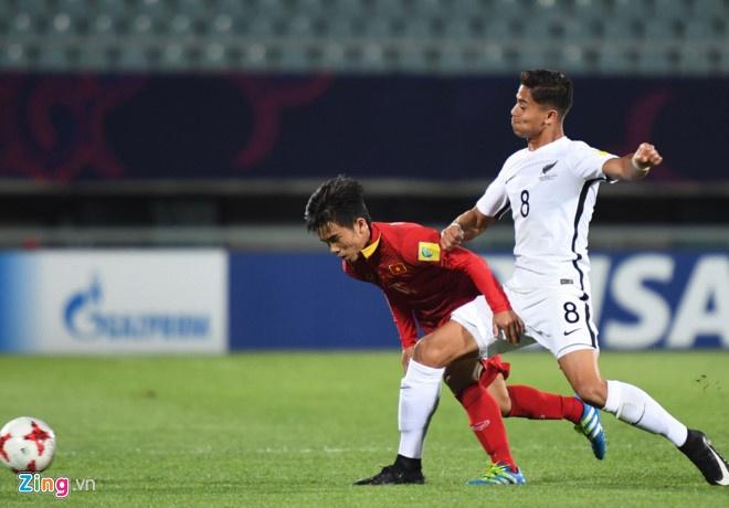 FIFA khen U20 Viet Nam 'nhanh, day suc manh va khat khao' hinh anh 2