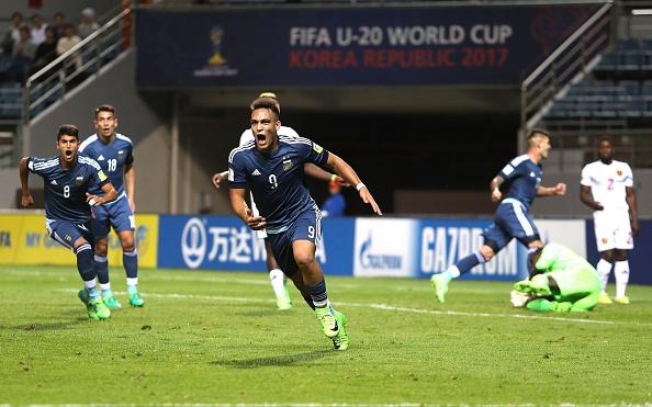 U20 Argentina mo toang canh cua vao vong trong sau tran thang 5 sao hinh anh 23
