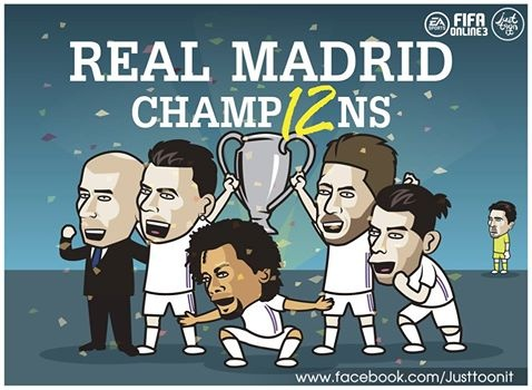 Hi hoa chau Au quy goi truoc nha vo dich Ronaldo, Zidane hinh anh 2
