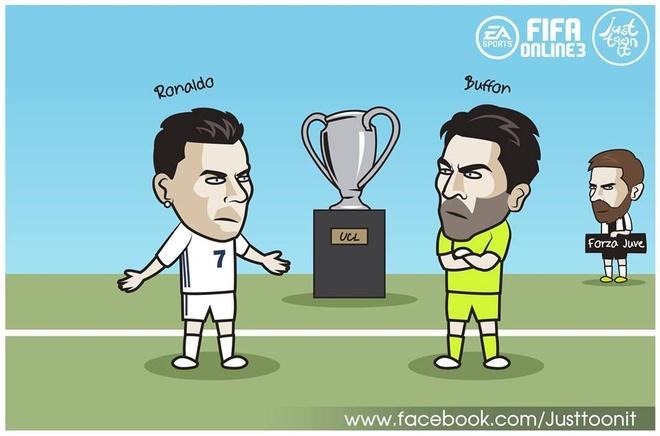 Hi hoa chau Au quy goi truoc nha vo dich Ronaldo, Zidane hinh anh 3