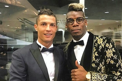 Ronaldo co the roi Real anh 1