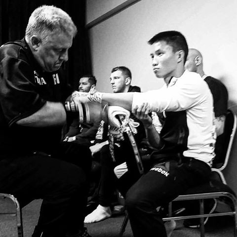 Ben Nguyen vs Tim Elliott UFC anh 7