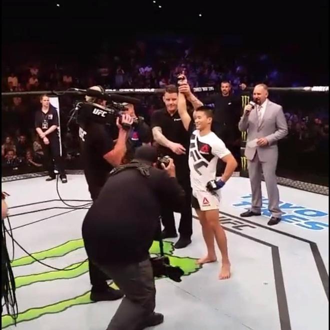 Ben Nguyen vs Tim Elliott UFC anh 8
