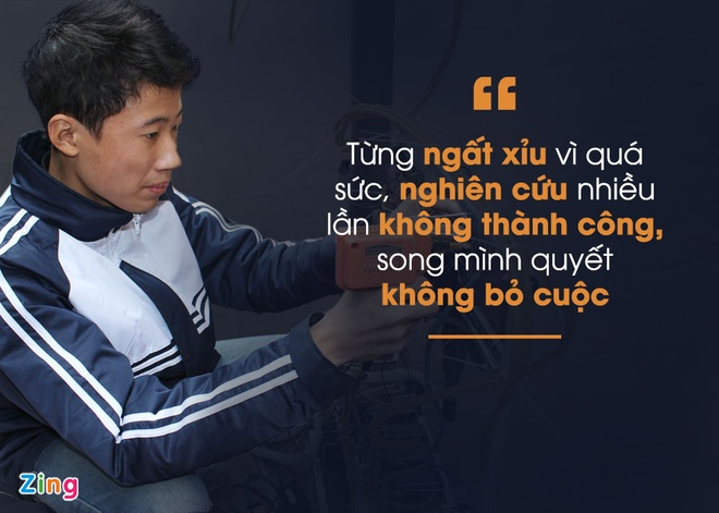 Nam sinh Hung Yen sang che may dieu hoa bao ve moi truong hinh anh 2