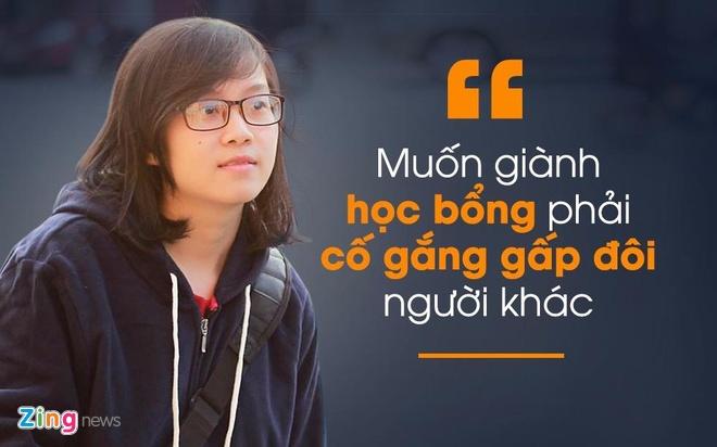Nu sinh Ha Tinh gianh hoc bong 6 ty tai My hinh anh