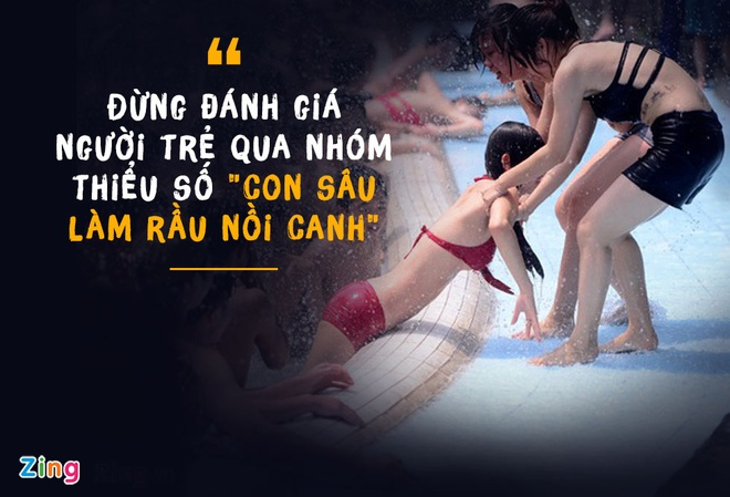 Dung do oan cho gioi tre Viet vo y thuc hinh anh 1