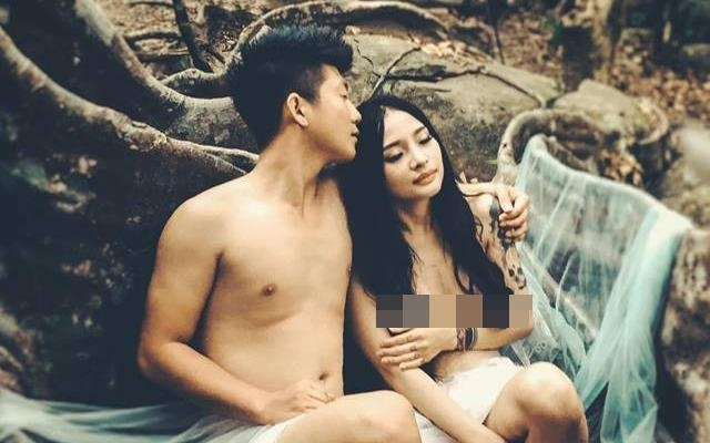 Gioi tre chup anh nude: Nghe thuat hay phan cam? hinh anh