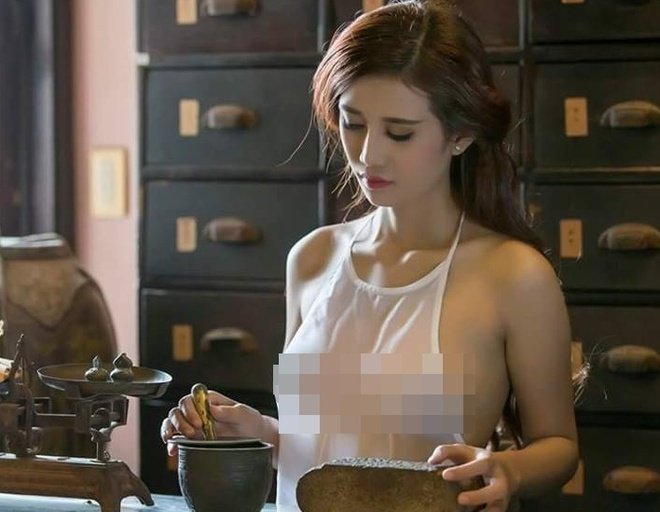 Gioi tre chup anh nude: Nghe thuat hay phan cam? hinh anh 2