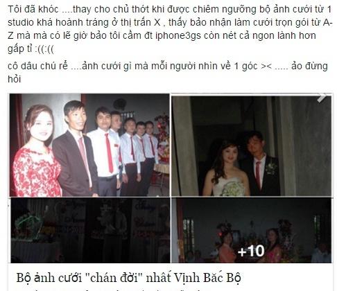 Dan mang chia se anh cuoi 'xau nhat Vinh Bac Bo' hinh anh 1