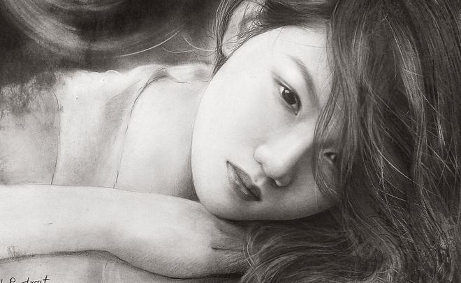 9X Bac Giang ve tranh den trang song dong nhu that hinh anh 1
