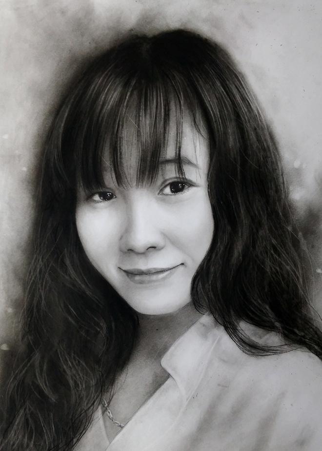 9X Bac Giang ve tranh den trang song dong nhu that hinh anh 6