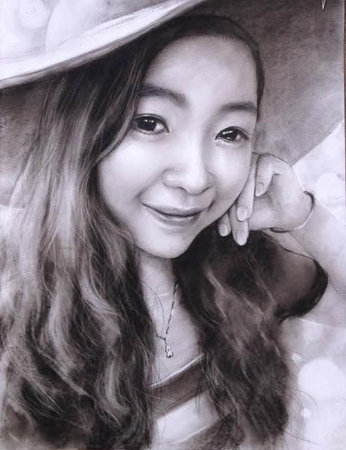 9X Bac Giang ve tranh den trang song dong nhu that hinh anh 8