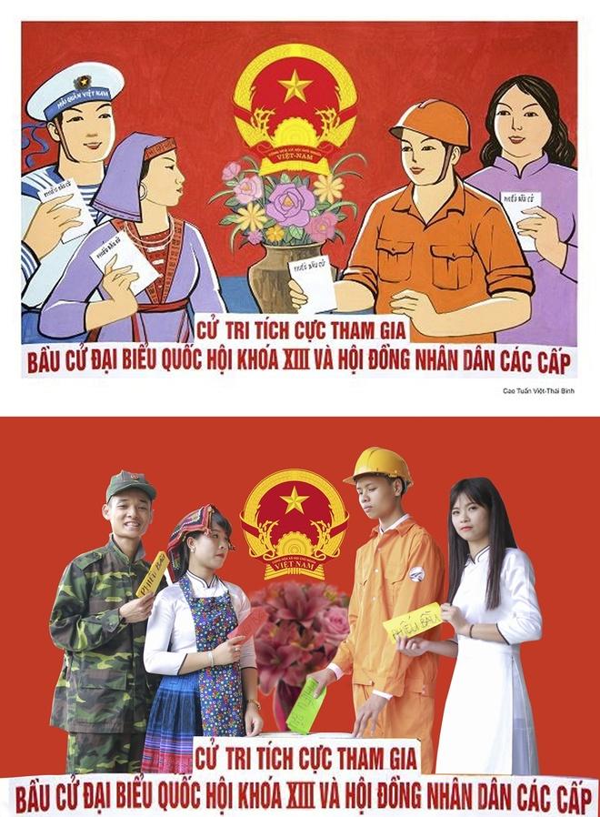 Anh ky yeu bau cu doc dao cua teen Hung Yen hinh anh 7