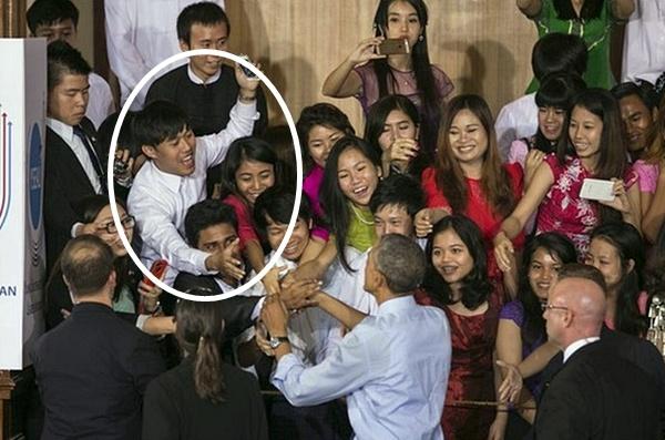 5 ban tre Viet tung gap truc tiep Tong thong Obama hinh anh 6