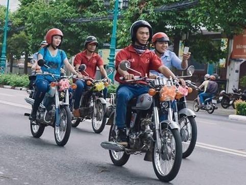 Ruoc dau bang xe honda 67 tai Tay Ninh hinh anh