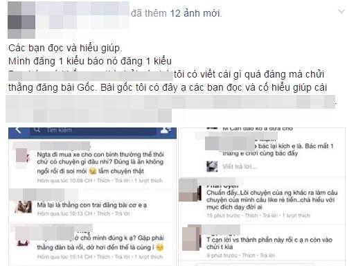 Vu co gai doi me mua xe dat tien: Nguoi ban hang len tieng hinh anh 3