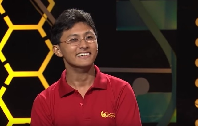Nhung thi sinh gay nao loan Duong len dinh Olympia 2016 hinh anh 2